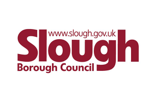 slough borough council logo red