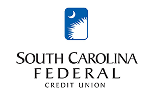 blue south carolina federal credit union logo