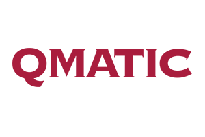 qmatic logo red